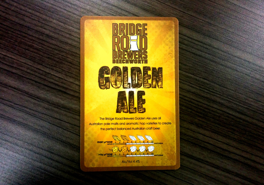 Beer Tap Nameplates