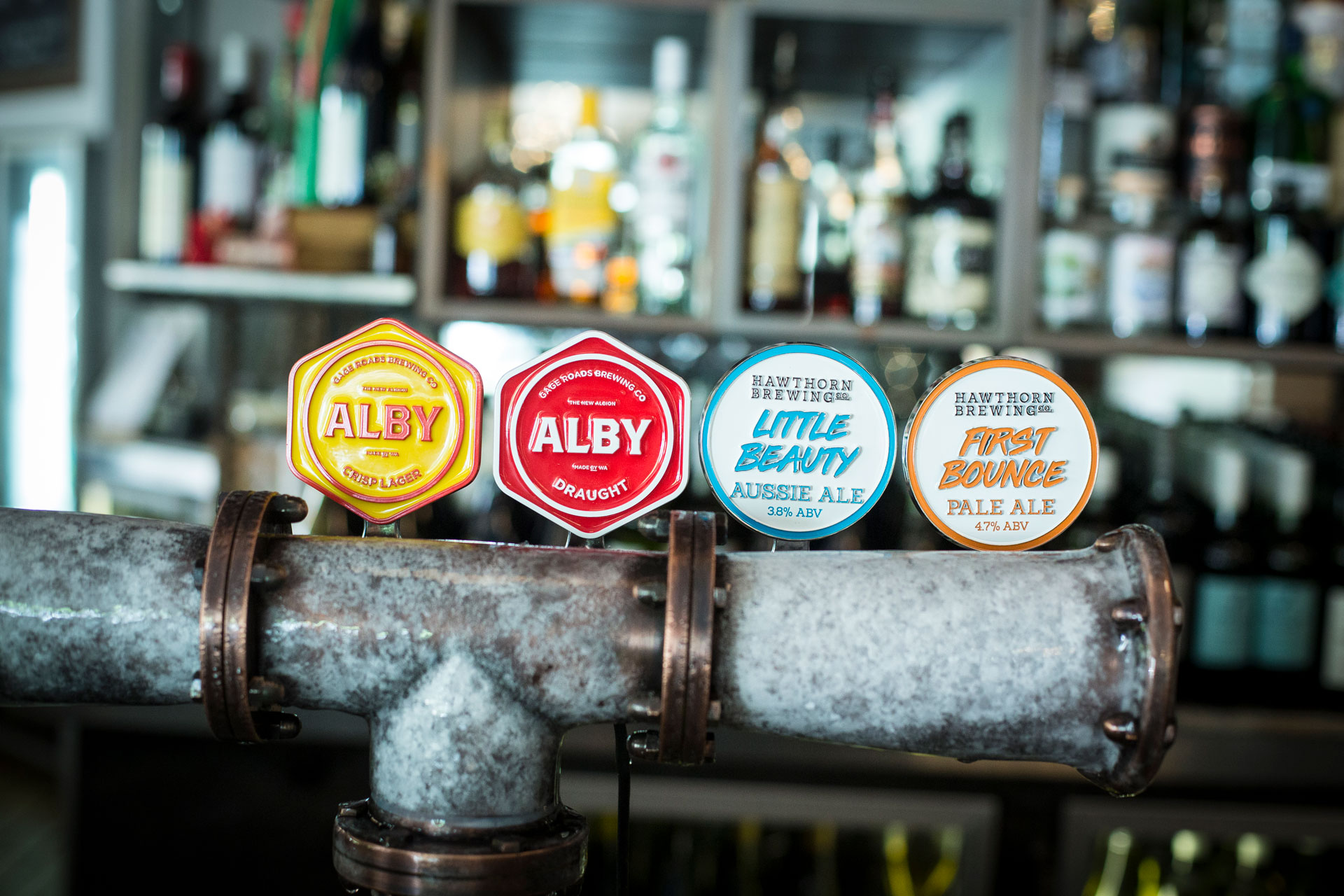 Die Cast Beer Tap Decals