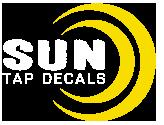 Sun Tap Decals