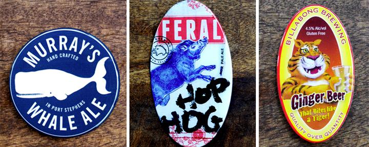 Brew Zoo –Animals in beer design