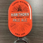 Hawthorn Flexidome Resin Beer Tap Decal