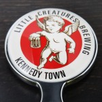 Little Creatures Fish Eye Tap Decals