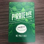 PIrate Life Beer Tap Badge