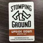 Stomping Ground Beer Tap Decal