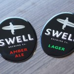 Swell Flexidome Resin Beer Tap Decal