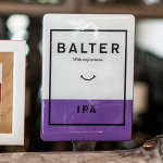 Balter Rectangle Resin Beer Tap Decal