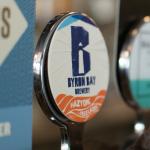 Byron Bay Raised Print Tap Decal