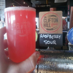 Clifton Hill Timber Beer Tap Decal