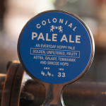 Colonial Staff Facing Tap Decal