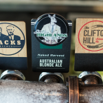 Southern Highlands Timber Beer Tap Decal