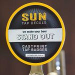Sun Tap Decal 3D Cast Print