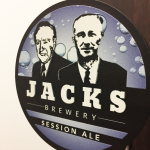 Jacks CastPrint Tap Decal